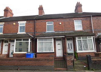 Thumbnail 2 bed terraced house for sale in Leek Road, Milton, Stoke-On-Trent