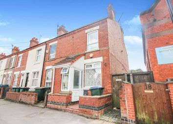 Thumbnail 2 bed end terrace house for sale in Broad Street, Coventry