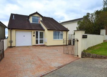 Thumbnail 4 bed detached house for sale in Teignmouth Road, Teignmouth