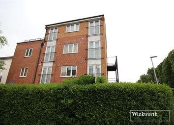 Thumbnail 1 bedroom flat for sale in Manor Way, Borehamwood, Hertfordshire