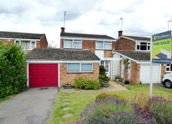 Thumbnail 3 bed detached house for sale in Lowther Road, Dunstable