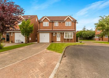 Thumbnail 5 bedroom detached house for sale in Nursery Close, Hemingbrough, Selby