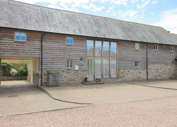 Thumbnail 3 bed barn conversion for sale in Winforton, Hereford