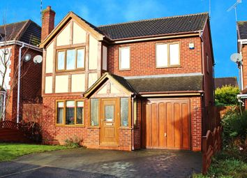 Thumbnail 4 bedroom detached house for sale in Upperfield Way, Binley, Coventry
