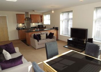 Thumbnail 2 bed flat to rent in Frederick Street, Aldershot