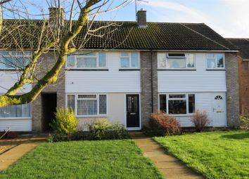 Thumbnail 3 bed terraced house for sale in Slade Close, Ramsey, Huntingdon