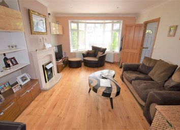 Thumbnail 3 bed property to rent in Woodcote Avenue, Mill Hill, London
