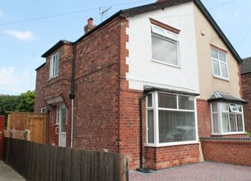 Thumbnail 3 bed property to rent in Sandford Road, Mapperley