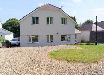 Thumbnail 4 bedroom detached house for sale in Lyn Wood, Maesteg Road, Maesteg, Mid Glamorgan
