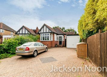 Thumbnail 2 bed detached bungalow for sale in Manor Drive, Ewell, Epsom