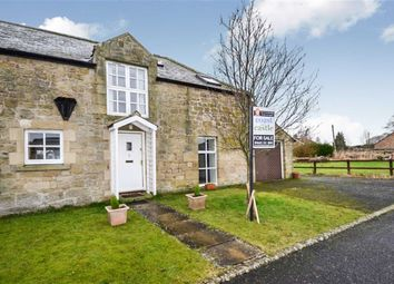 Thumbnail 3 bed barn conversion for sale in Nertherton South Side, Morpeth, Northumberland