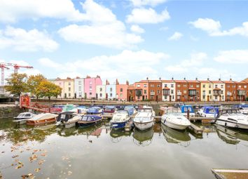 Thumbnail 4 bed terraced house for sale in Bathurst Parade, Harbourside, Bristol