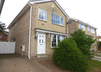 Thumbnail 3 bed detached house to rent in Staunton Road, Cantley, Doncaster