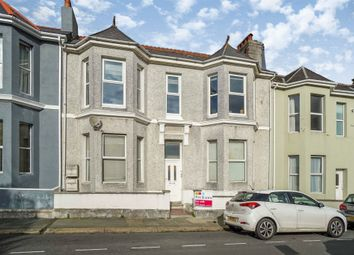 Thumbnail 2 bed flat for sale in Knighton Road, Plymouth