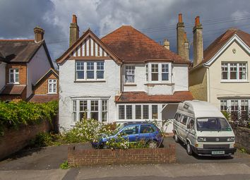 Thumbnail 5 bed property for sale in Kent Road, East Molesey