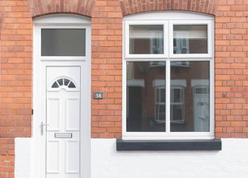 Thumbnail 2 bed terraced house for sale in Wilmington Road, Leicester