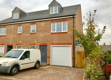 Thumbnail 4 bed semi-detached house for sale in Rossendale Road, Earl Shilton, Leicester