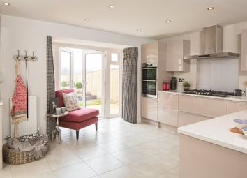"Thumbnail 4 bed detached house for sale in ""Layton"" at Cadhay, Ottery St. Mary"