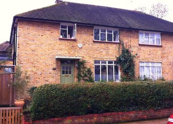 Thumbnail 3 bed semi-detached house to rent in Maitland Park Road, London