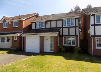 Thumbnail 4 bed detached house for sale in Wareing Drive, Erdington, Birmingham
