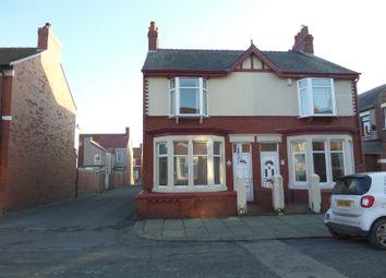 Thumbnail 3 bedroom semi-detached house to rent in Burns Road, Fleetwood
