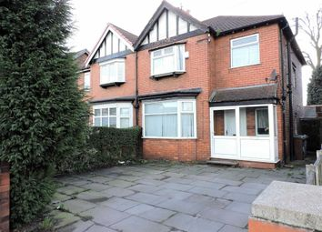 Thumbnail 3 bed semi-detached house for sale in Birchfields Road, Manchester