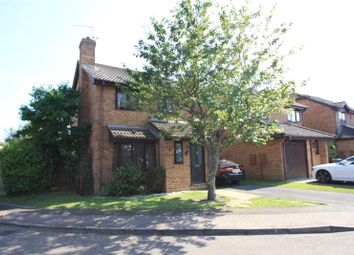 Thumbnail 3 bed detached house for sale in Apsley Way, Durrington, Worthing