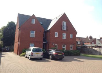 Thumbnail 2 bed flat to rent in Cauldwell Hall Road, Ipswich