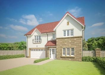 "Thumbnail 5 bedroom detached house for sale in ""The Lewis"" at Kirk Brae, Cults, Aberdeen"