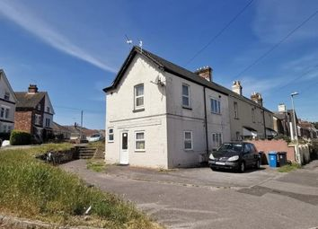 Thumbnail 1 bed flat for sale in Hamworthy, Poole, Dorset