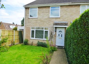 Thumbnail 3 bed property to rent in Adam Close, King's Lynn