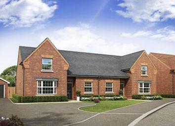 "Thumbnail 4 bedroom semi-detached house for sale in ""Bracebridge"" at Station Road, Langford, Biggleswade"