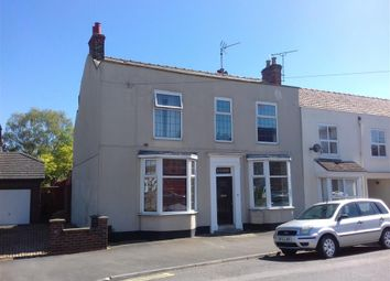 Thumbnail 4 bed end terrace house for sale in Elm Road, Wisbech