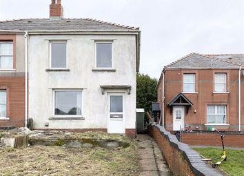 2 bed semi-detached house for sale in Maengwynne, Furnace, Llanelli SA15