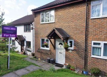 Thumbnail 3 bed end terrace house for sale in Aveling Close, Purley