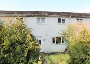 3 bed terraced house for sale in Chestnut Grove, Maesteg, Bridgend. CF34