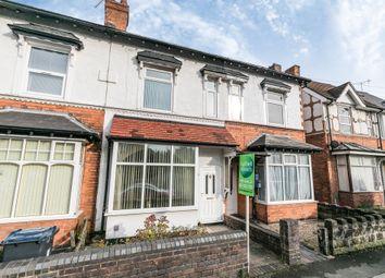 3 bed terraced house for sale in Mansfield Road, Yardley, Birmingham B25