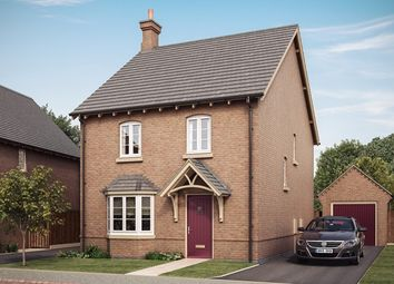 Thumbnail 4 bedroom detached house for sale in The Lincoln, Off Dukes Meadow Drive, Banbury Oxfordshire