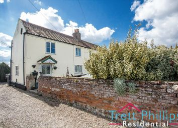 Thumbnail 3 bedroom cottage for sale in Calthorpe Street, Ingham, Norwich