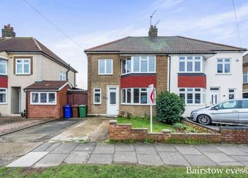 Thumbnail 3 bedroom semi-detached house to rent in Carlton Road, Grays