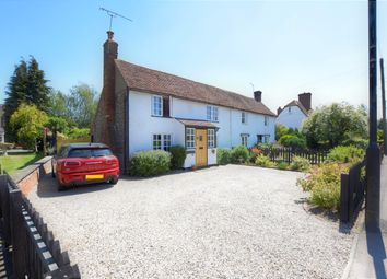 Thumbnail 3 bed cottage for sale in Main Road, Great Leighs, Chelmsford