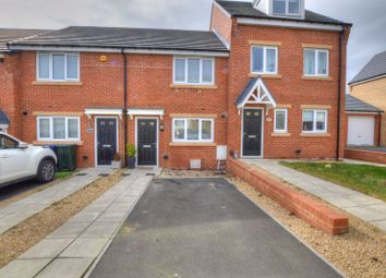 Thumbnail 2 bedroom terraced house for sale in Dunblane Crescent, West Denton, Newcastle Upon Tyne