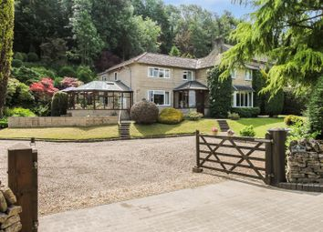 Thumbnail 5 bed detached house for sale in Cleeve Hill, Cheltenham
