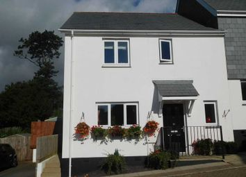 Thumbnail 3 bed semi-detached house for sale in Roberts Close, Mevagissey, St. Austell