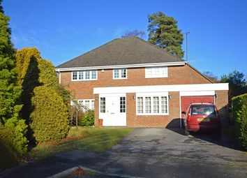 Thumbnail 4 bed detached house for sale in Tudor Close, Grayshott, Hindhead