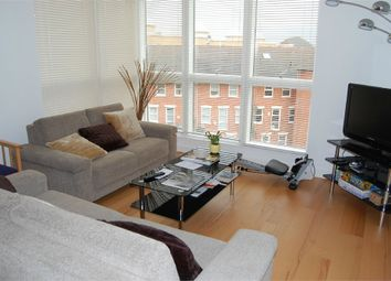 Thumbnail 2 bedroom flat to rent in Dovecote House, Water Gardens Square, London
