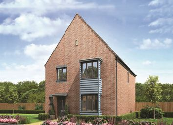 "Thumbnail 4 bed detached house for sale in ""The Windsor"" at West Centre Way, Telford"