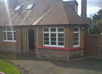 Thumbnail 4 bed semi-detached bungalow to rent in Hawkcraig Road, Aberdour