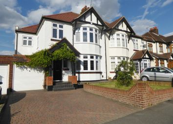 Thumbnail 4 bed semi-detached house for sale in Upton Road, South Bexleyheath, Kent