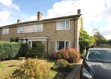 Thumbnail 3 bed semi-detached house for sale in Clarendon Road, Fakenham
